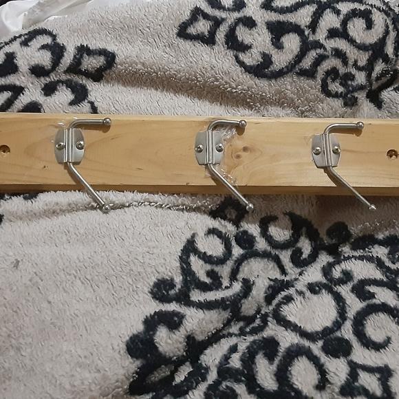 None Other - Coat Hanger Rack